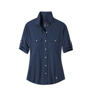 Stio | Divide Shirt Roll Sleeve Button Front UPF